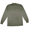 Military style olive golf warm sweater
