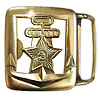 Soviet Navy Fleet DEMOBEE sailor buckle