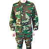 "Russian military 4-color NATO camo uniform ""Rip-Stop"""