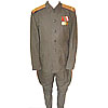Russian / Soviet Army Officer Uniform with medals