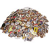 Lot of 100 / 500 / 1000 USSR Soviet and Russian badges